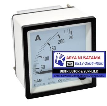 Jual Ampere Meter AC 0 - 200/5 A di Menado