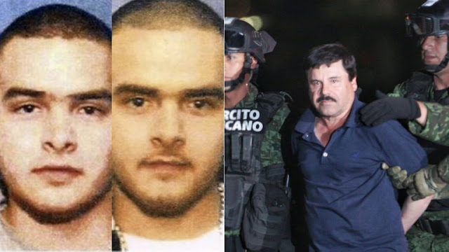 """Los Gemelos Flores los capos que traicionaron a El Chapo Guzman a cambio de su libertad, el gobierno Gringo los """"traicionó"""" y siguen presos."""