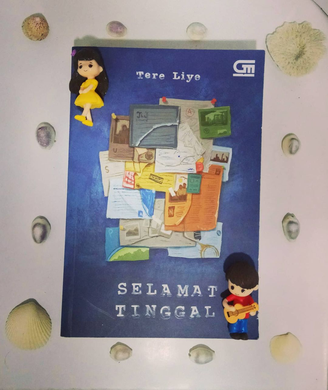 Review Buku : Selamat Tinggal