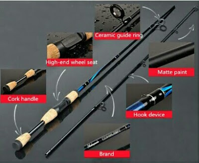Conquest Joran Pancing Telescopic 180 cm