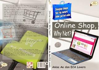 Antologi Phobia dari AE Publishing, buku cerita tentang online shop, buku tentang online shop, apa itu online shop,