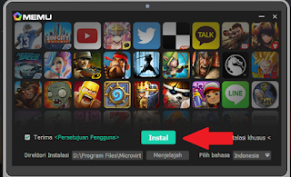 Cara Memasang Emulator Android di PC