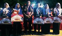 Bawa Kafilah Asli dari Kabupaten Bima, Ayani Bangga dengan Hasil MTQ tingkat Provinsi NTB