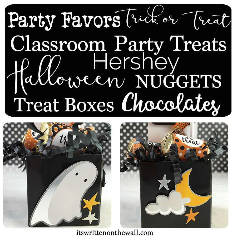 It's Written on the Wall: Halloween - Smiling Jack Party Favors ...