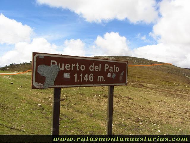 Puerto del Palo, Allande