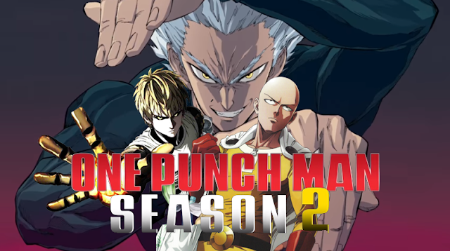 One-Punch Man Season 2 Release Date Finally Announced