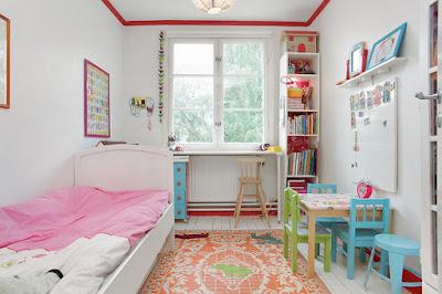 dekorasi kamar anak balita diruang terbatas