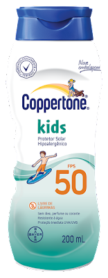 Protetor Solar Coppertone Kids