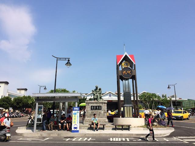 大甲車站前廣場