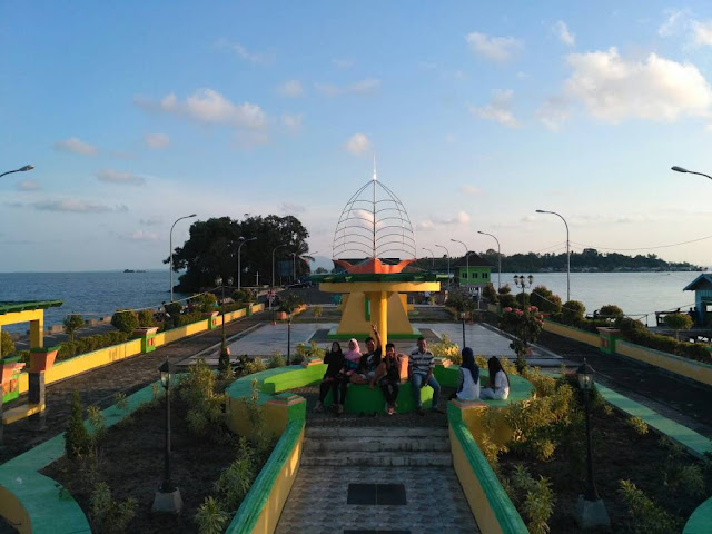 Dinas Pariwisata Kabupaten Lingga Targetkan Pembangunan Tahap Kedua Pelabuhan Tanjung Buton Selesai Akhir Tahun Ini
