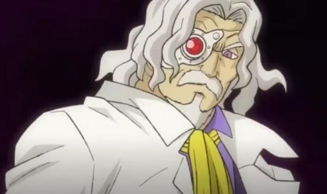 Super Dragon Ball Heroes Season 2 Episode 4: Menyelinap dalam Bayangan! Pria Misterius, Dr. W!