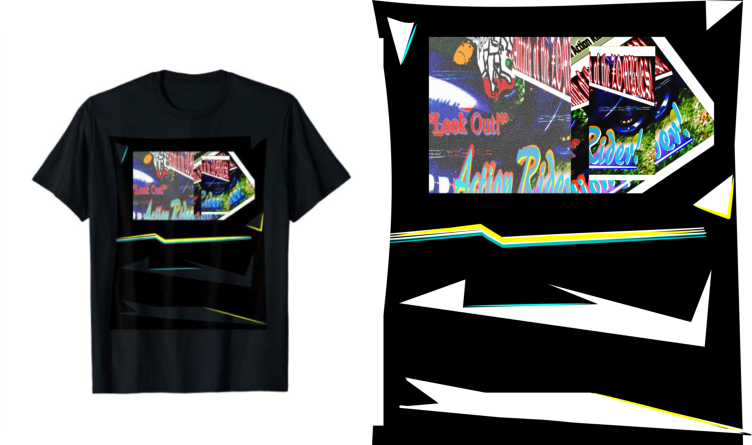 969e483e Artwork T Shirts All Colors Shown- link to Cart - Buy on blog link-