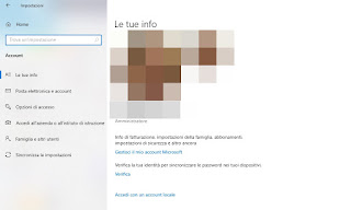 Account Microsoft