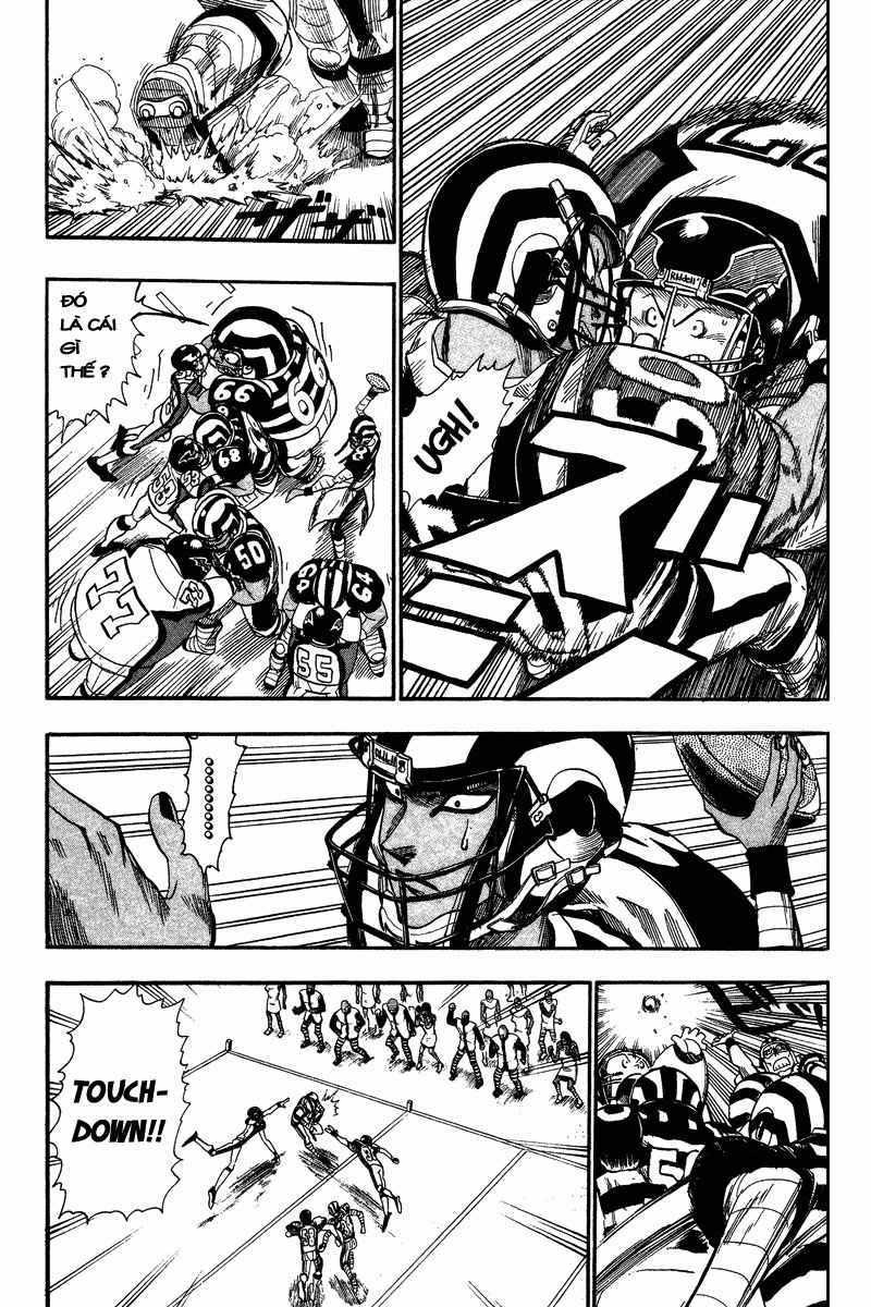 Eyeshield 21 chapter 42 trang 16