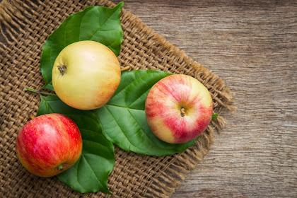 Tiga Manfaat Lebih Buah Apel Untuk Kesehatan