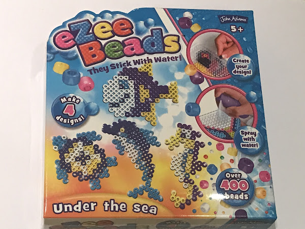 Giveaway: eZee Beads and Pattern Ideas