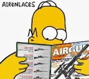 revistas de airguns, libros de airguns