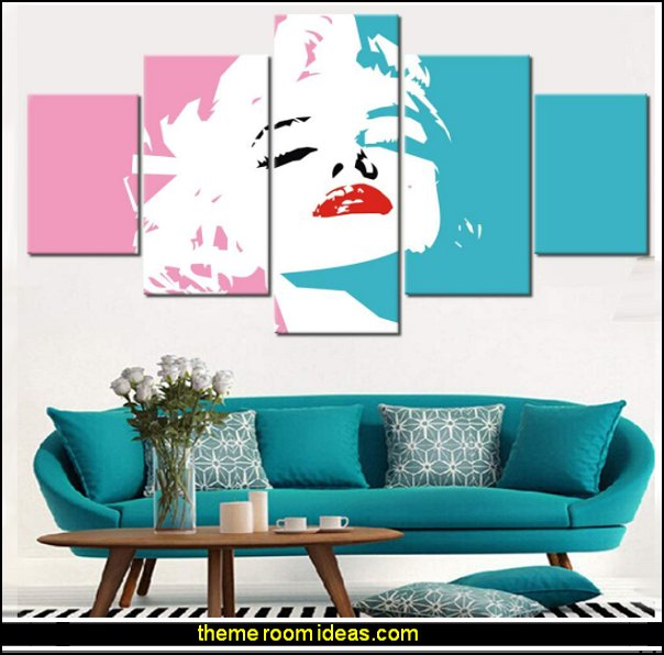 Marilyn Monroe Wall Decor Marilyn Monroe Wall art Marilyn Monroe Wall bedroom ideas