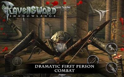 Ravensword Shadowlands 3D RPG V20.0 MOD APK – PARA HİLELİ