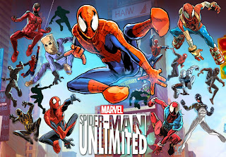 Spider-Man Unlimited v1.6.1b MOD APK+DATA