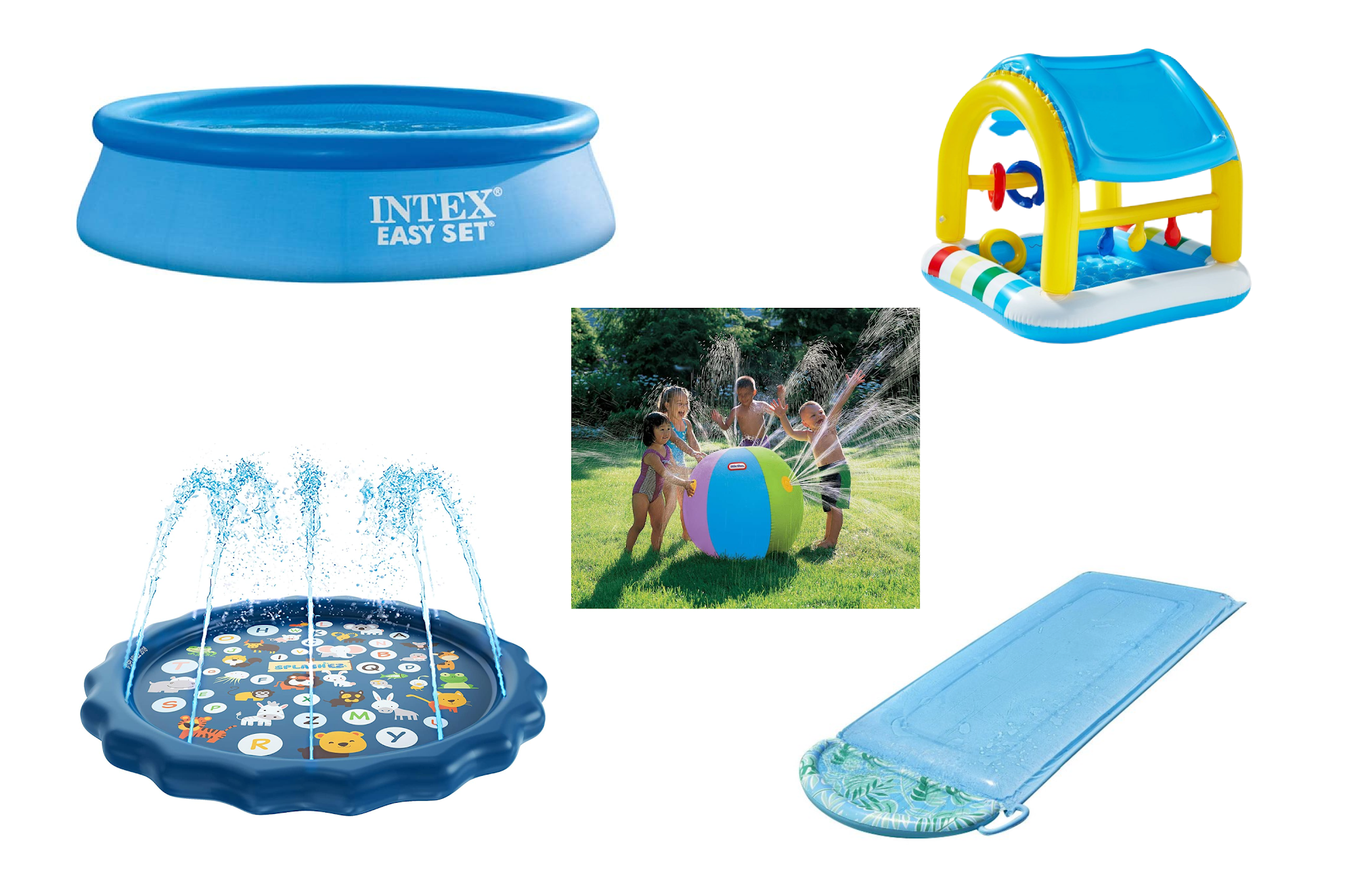 Here is a list of Montessori friendly water toys for summer for multiple age groups and children.