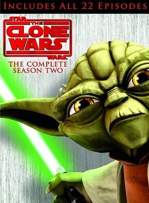 Star Wars - The Clone Wars - 2ª Temporada Desenhos Torrent Download capa