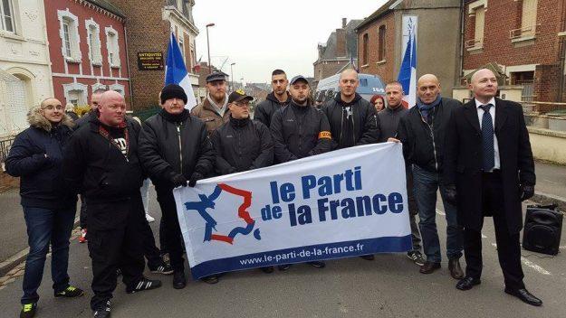 Thomas Joly, Parti de la France