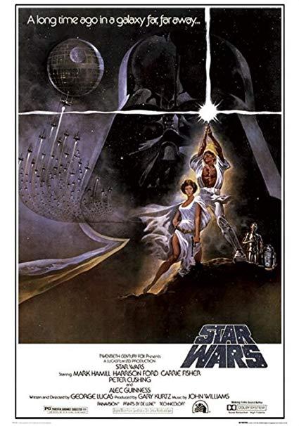 Poster de Star Wars Episodio I