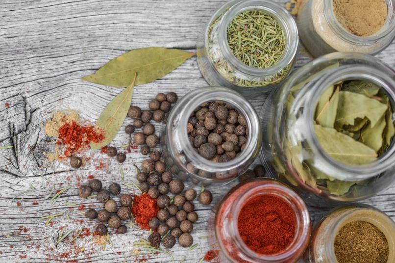 Herbal Salt-Free Seasoning Blends