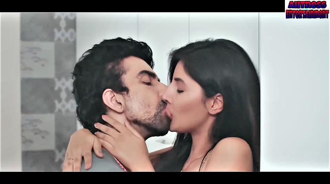 Harshita Gaur kissing scene - Happily Ever After (2020) HD 720p