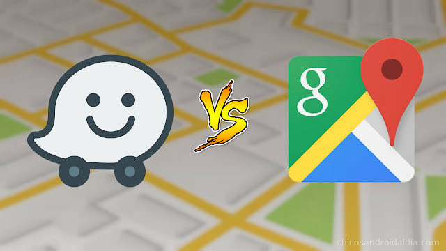 Waze vs Google Maps: cuál es mejor