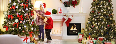 Merry Christmas Home Decoration