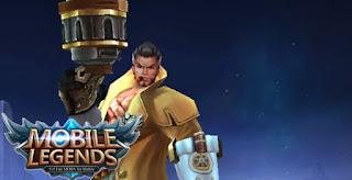 Hero Fighter Terburuk Mobile Legends