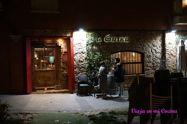 Restaurante Catalán La Cuina