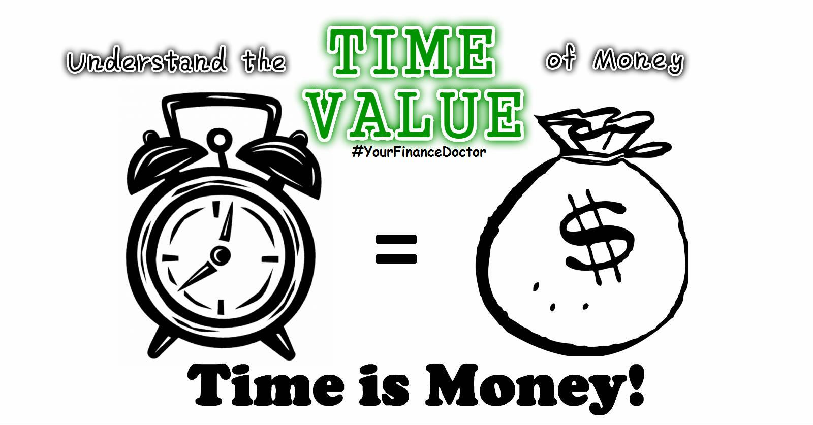 time value A central concept in business and finance is the time value of money we will use easy to follow examples and calculate the present and future value of both sums of money and annuities.