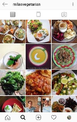 kuliner organik di Jogja Milas vegetarian