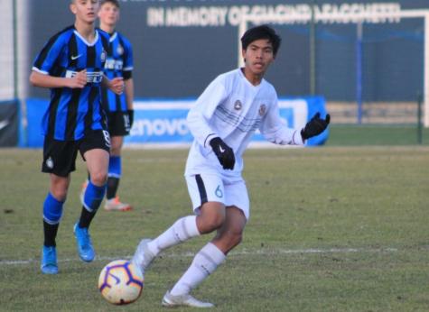 Hasil Akhir Siaran Langsung Inter Milan U-17 vs Garuda Select Mola TV