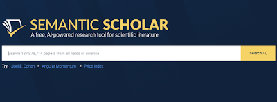 Semantic Scholar- A Research Tool for Academic and Scientific Literature