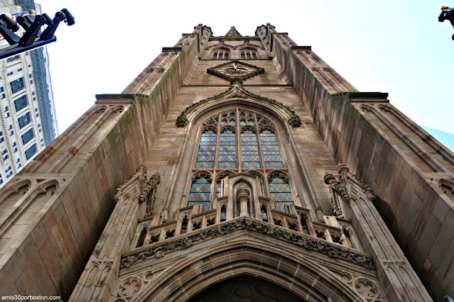 Iglesia Trinity Church, Nueva York