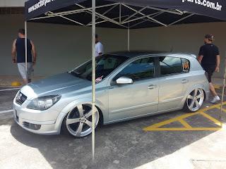 Vectra GT Rebaixado