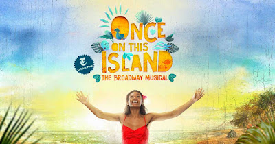 "poster for ""Once On This Island"""