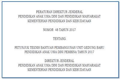 Administrasi pembelajaran PAUD tahun 2017
