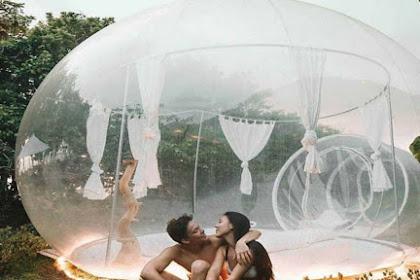 Referensi  Hotel Unik di Bali dengan Konsep dan Desain Spektakuler