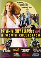 Drive-In Cult Classics 4 DVD Prices