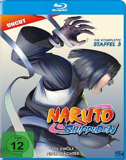 Naruto Shippuden – Box 3 [6xBD25] *Subtitulada