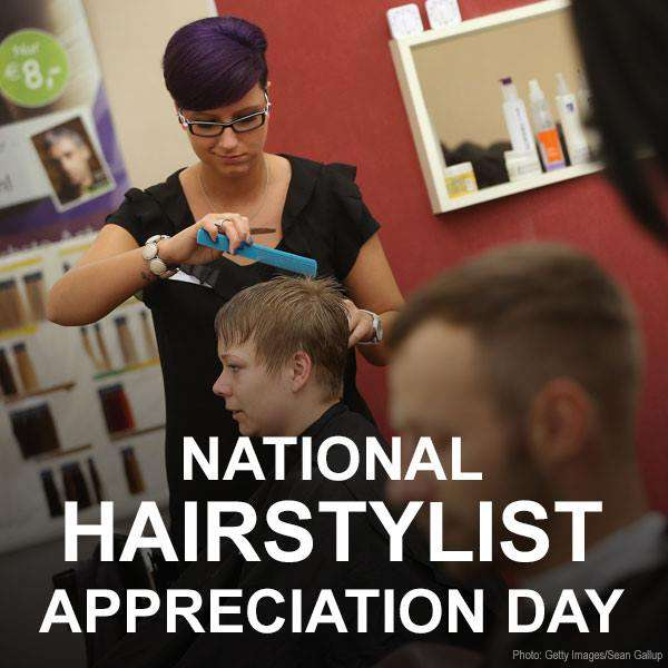 National Hairstylist Appreciation Day Wishes Sweet Images
