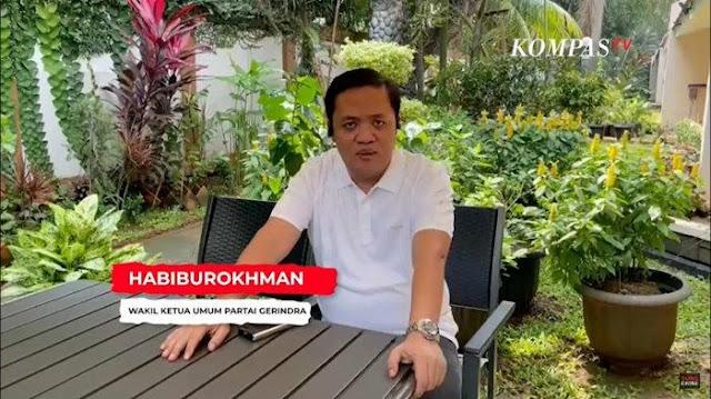 Gerindra Tak Sepakat dengan BEM UI: Pak Jokowi Kerja Keras Menjalankan Tugas dan Fungsinya