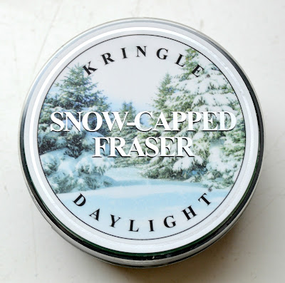 Kringle Candle Daylight Snow-Capped Fraser