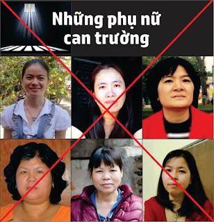 Thân gửi những nữ dân chủ Việt nhân ngày 8/3!