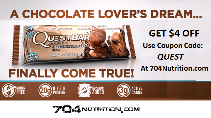 Use Quest Nutrition Bar promo codes when you shop for delicious flavors like: Vanilla Almond Crunch, with over 20 grams of protein and milligrams of potassium, made with fresh roasted almonds; Apple Pie, made with a unique protein blend, fresh almonds and .